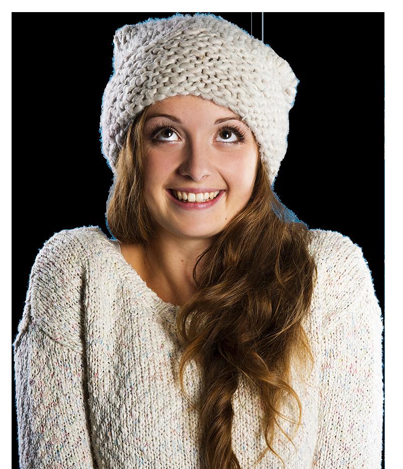 beautiful-woman-in-sweater